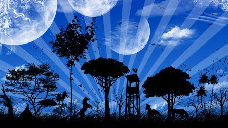 planet, world, imagination