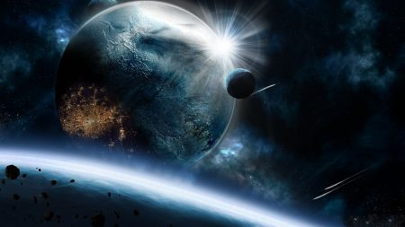 planets, asteroids, speed