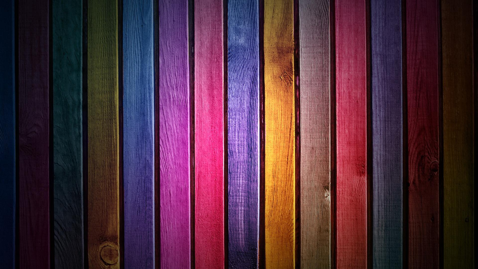 Download Wallpaper 1920x1080 Planks Strips Vertical