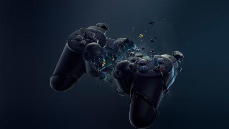 playstation, gamepad, crash