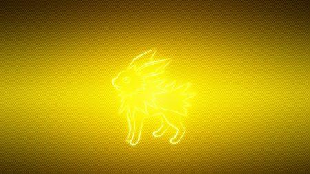 pokemon, yellow, black