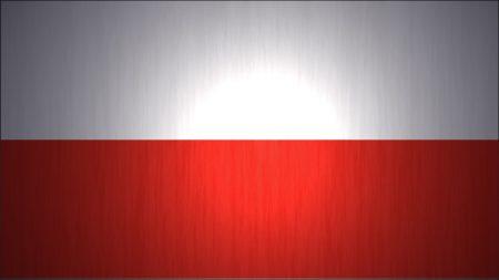 poland, flag, symbol