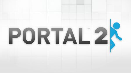 portal 2, name, font