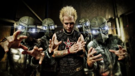 powerman, tattoo, haircut
