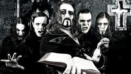 powerwolf, band, image