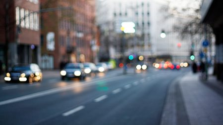 prague, street, road