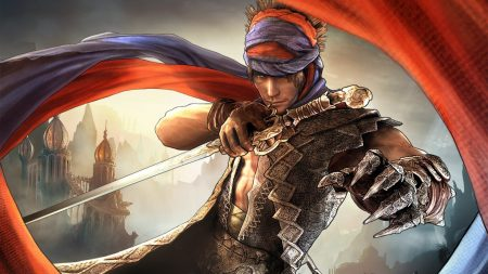 prince of persia, character, tissue