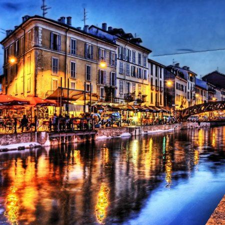 quay, cafes, river