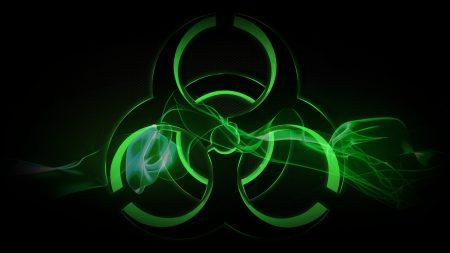 radiation, sign, symbol