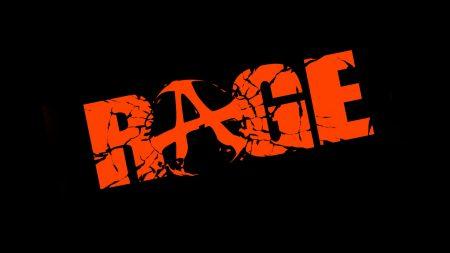 rage, font, name