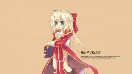 ragnarok online, high priest, girl