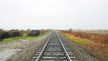 rail, road, traffic