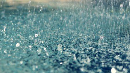 rain, drops, splashes