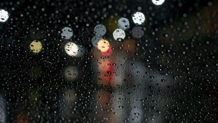 rain, glare, surface
