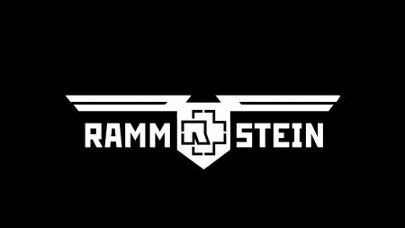 rammstein, sign, letters