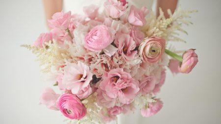 ranunkulyus, flowers, bouquet