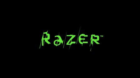 razer, logo, text