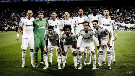 real madrid, team, players