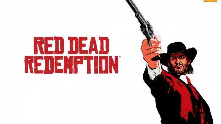 red dead redemption, john marston, revolver