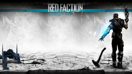 red faction armageddon, hand, magic