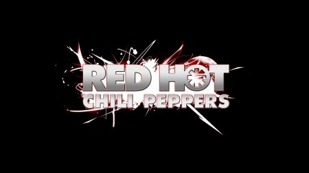 red hot chili peppers, sign, font