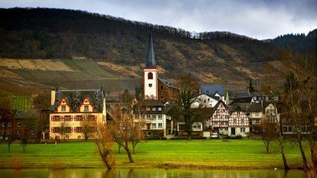 rheinland-pfalz, germany, buildings