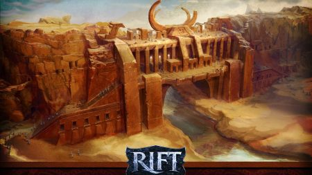 rift, river, construction