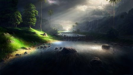 river, current, aspiration