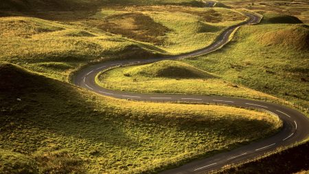 road, bends, turns