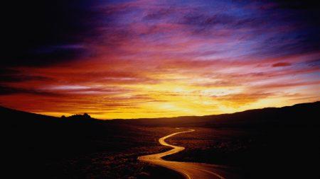 road, way, track
