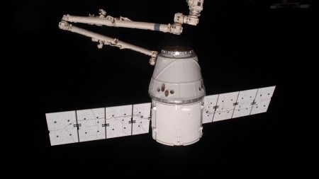 robotic arm, station, space