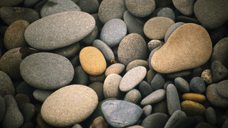 rocks, sea, shape