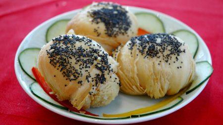 rolls, poppy, batch