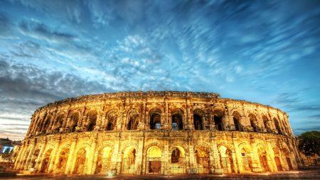 rome, italy, colosseum