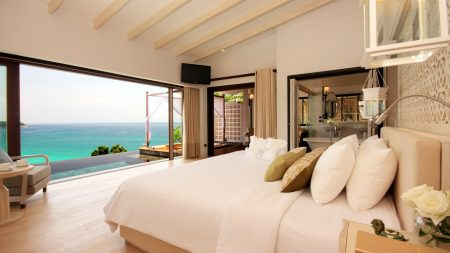 room, bed, style