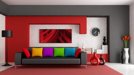room, design, interior