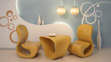 room, furniture, style