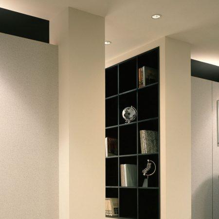 room, shelves, chair