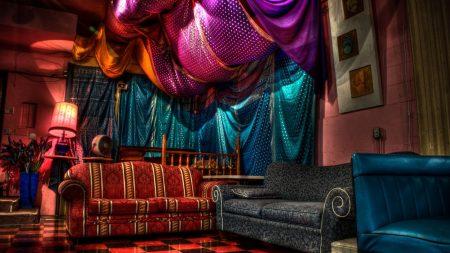 room, sofa, comfort