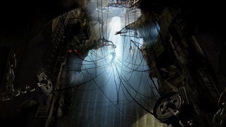 ropes, captivity, mechanism