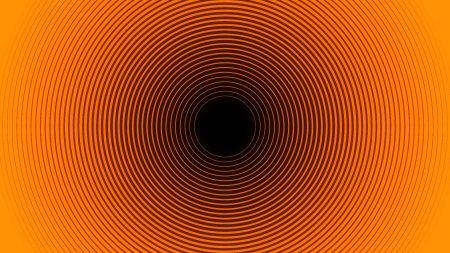 rotation, optical illusion, circles