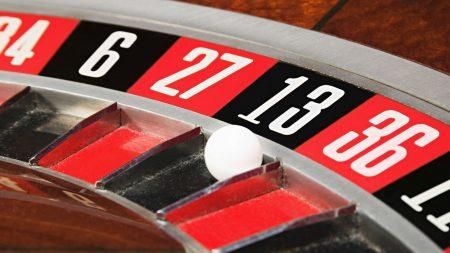 roulette, casino, ball