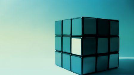 rubiks cube, cube, shape