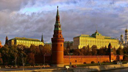 russia, moscow, kremlin