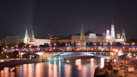 russia, river, city