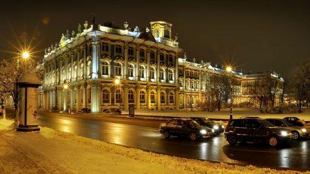 russia, st petersburg, peterhof
