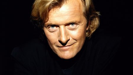 rutger hauer, actor, blond