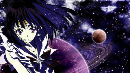 sailor moon, tomoe hotaru, girl
