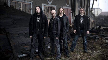 saint daemon, band, bald