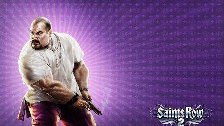 saints row 2, character, fat